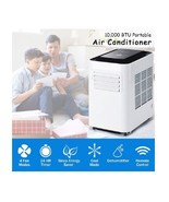 Portable Air Conditioner 10000 BTU AC Unit Dehumidifier w/ Remote Contro... - $387.98