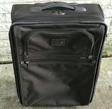 """TUMI Ballistic Nylon 22"""" Expandable 2 Wheeled Rolling Carry-On Suitcase - $148.49"""