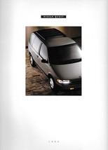1993 Nissan QUEST sales brochure catalog US 93 XE GXE - $6.00