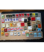 Vintage 70's Lot of Matches Holiday Inn Jays Potato Chips Catsup TUMS + ... - $14.99
