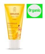 Weleda Baby Calendula Wind & Weather Cream 30 ml Organic - $12.82