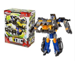 Hello Carbot Buddy Guard Trasformation Action Figure Toy