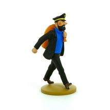 Capt. Haddock en route polyresin figurine Official Tintin product