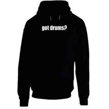Got Drums Drummer Musician Hoodie image 2