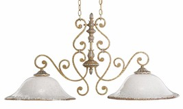 Kichler Lighting Rustic Kitchen Island Chandelier Finish Creme Caramel G... - $192.36