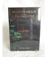 Marilyn Miglin Fo-Ti-Tieng Eau De Parfum Perfume 3.4 Ounce Bottle NIB - $45.00