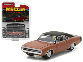 1970 Dodge Charger R/T HEMI Dark Burnt Orange Mecum Auctions Collector S... - $13.18