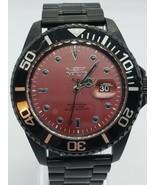 Invicta Mens Pro Diver Quartz Diving Watch W/ Stainless-Steel Strap, Bla... - $179.10