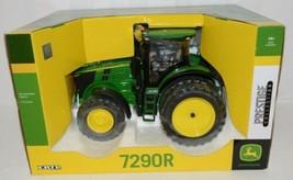John Deere TBE45475 Prestige Collection Die Cast 7290R Tractor image 1