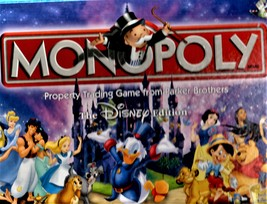 Monopoly - The Disney Edition - $19.50