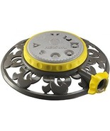 Nelson 50956 Eight-Pattern Spray Head Stationary Sprinkler With Decorat... - $48.25