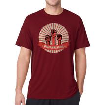 #WeAreNavalny Men's Cardinal Red T-shirt NEW Sizes S-2XL - $17.81+