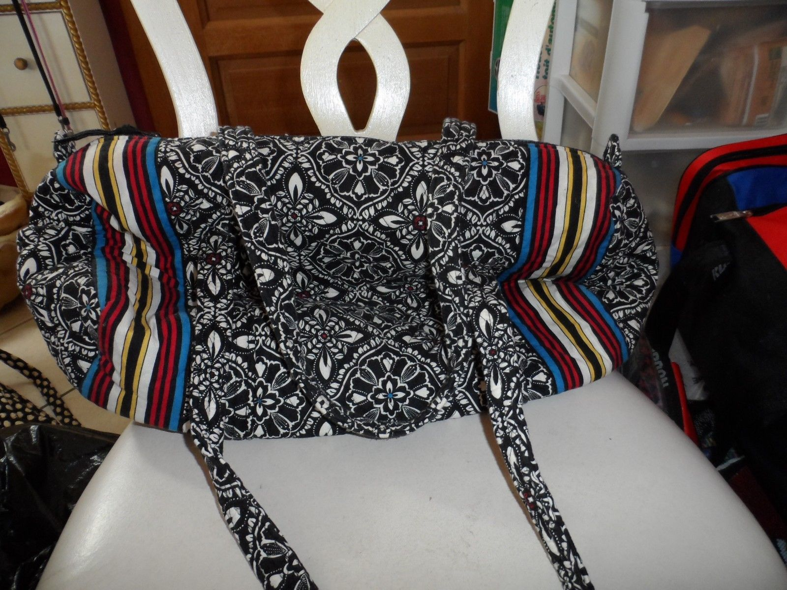 Vera bradley Large and small duffel bag travel set in Barcelona