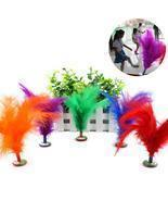 2Pcs Feather Chinese Kick Shuttlecock Kids Toy Sport Exercise Outdoor Game - $9.99
