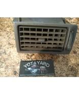 89-95 TOYOTA PICKUP TRUCK OEM GRAY PASSENGER SIDE DASH VENT 55660-89107 YOTAYARD - $29.70