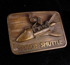 Vintage Space shuttle Buckle - 1980 Buckle Connection - Vintage Spacecra... - $95.00