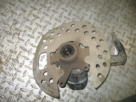 YAMAHA 1998 600 GRIZZLY 4X4 RIGHT FRONT SPINDLE  (BIN 43)  P-2040M   PAR... - $30.00