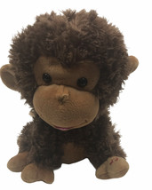 """Cuddle Barn Crackin' Up Coco Monkey Animated Musical Plush Toy, 10"""" Supe... - $14.85"""