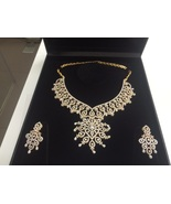 30.68Ct/SI2/F Diamond Necklace + Earrings SET 1... - $30,000.00