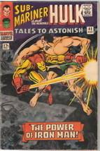 Tales To Astonish Comic Book #82 Marvel Comics 1966 FINE - $23.11