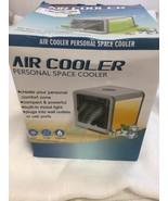 Tmyioyc Air Cooler Personal Space Cooler, White (KF) - $6.65