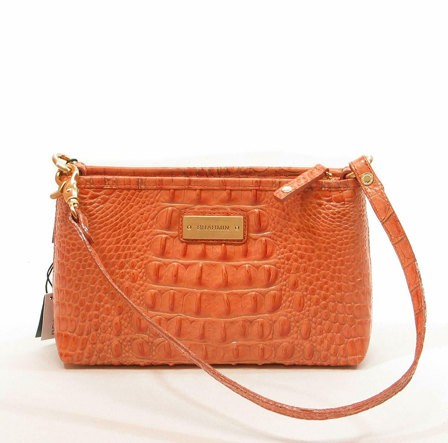 Primary image for NEW! Authentic! BRAHMIN Mini Anytime Shoulder Bag-Tulle Melbourne