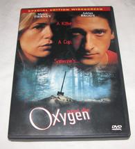 Oxygen DVD, 2000, Horror, Adrien Brody, Maura Tierney, Free Shipping U.S.A. - $8.17