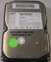 SV2001H Tested Good Free USA Shipping Samsung 20GB 3.5IN IDE Drive