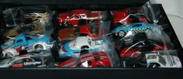 Amoco Racing Street Wheels Champions 12 Car Set 24 Piece Carrying Case image 3
