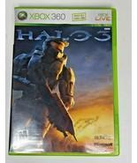 Halo 3 Xbox 360 2007  - $5.89
