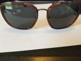 New $170 Coach Sunglasses HC7089 Color 900487 Gunmetal ...100% Authentic New - $54.45