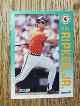Cal Ripken, Jr. 1992 Fleer #26 Baseball - Mint - $14.95
