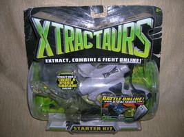 Mattel Xtractaurs Starter Kit #P7218 UPC: 027084763751 - $8.91