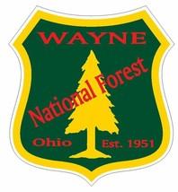 Wayne National Forest Sticker R3328 Ohio You Choose Size - $1.45+