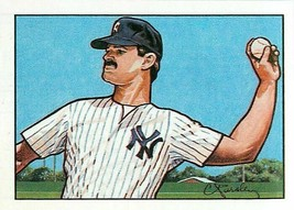 1990 Bowman Sweepstakes #NNO A Don Mattingly Cards Hall of Famers NY Yankees - $0.94