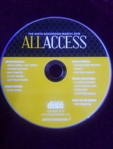 Anita Goodesign ALL ACCESS VIP Club MARCH 2019 Embroidery Design CD ONLY - $49.49