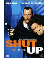 TAIS TOI Shut Up - GERARD DEPARDIEU JEAN RENO ENGLISH SUB ALL REG  DVD - $16.90