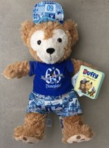 DISNEYLAND 60TH ANNIVERSARY CELEBRATION DUFFY THE BEAR - New With Tags - $39.95