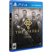 Sony The Order: 1886 - First Person Shooter - PlayStation 4 - $34.97