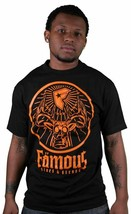 Famous Stars and Straps Gas Stag T-Shirt