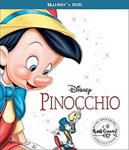 Pinocchio: The Walt Disney Signature Collection (Blu-ray + DVD)