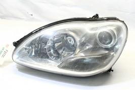 2003-2006 MERCEDES W220 S430 S500 S55 S600 FRONT LEFT HID XENON HEADLIGH... - $293.99