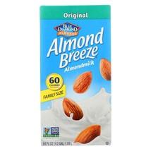 Almond Breeze Original Almond Breeze - Case of 8 - 64 fl oz - $55.12