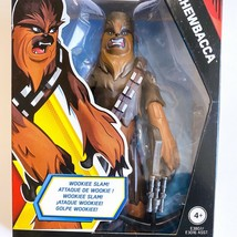 Star Wars Galaxy of Adventures Chewbacca 5-Inch-Scale Action Figure Toy - $10.40