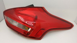 2015-2018 Ford Focus Passenger Right Side Tail Light Taillight Oem 71739 - $196.68