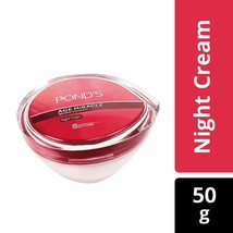 Pond's Age Miracle Wrinkle Corrector Night Cream, 50g Free Shipping - $22.76