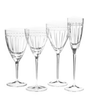 WEDGWOOD VERA WANG CRYSTAL WITH LOVE CHAMPAGNE FLUTE (s) - $29.69