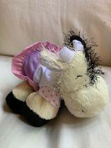 WEBKINZ COW - HM 003 - Used W No Tag Nice Clean Animal Toy Doll ganz image 3