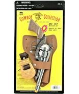 Big Tex Cowboy Collection Cap Gun Pistol and Holster Set Parris Manufact... - $26.72