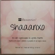 BH Cosmetics Shaaanxo 18 Color Eye Shadow & Lipstick Palette - $9.95